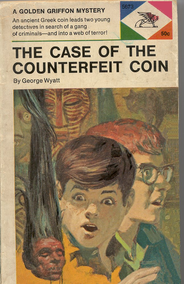 Counterfeit Coin paperback